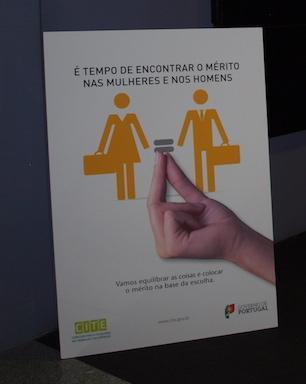 A imagem da campanha.