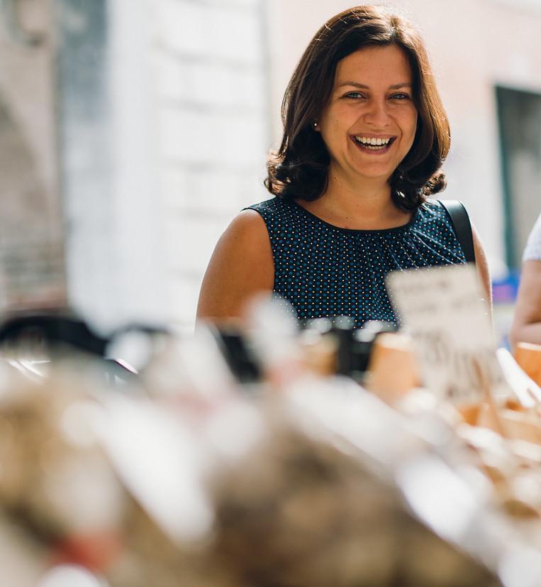 O blogue de Ana Silva O'Reilly começou por brincadeira, mas hoje garante-lhe 30% do seu rendimento.