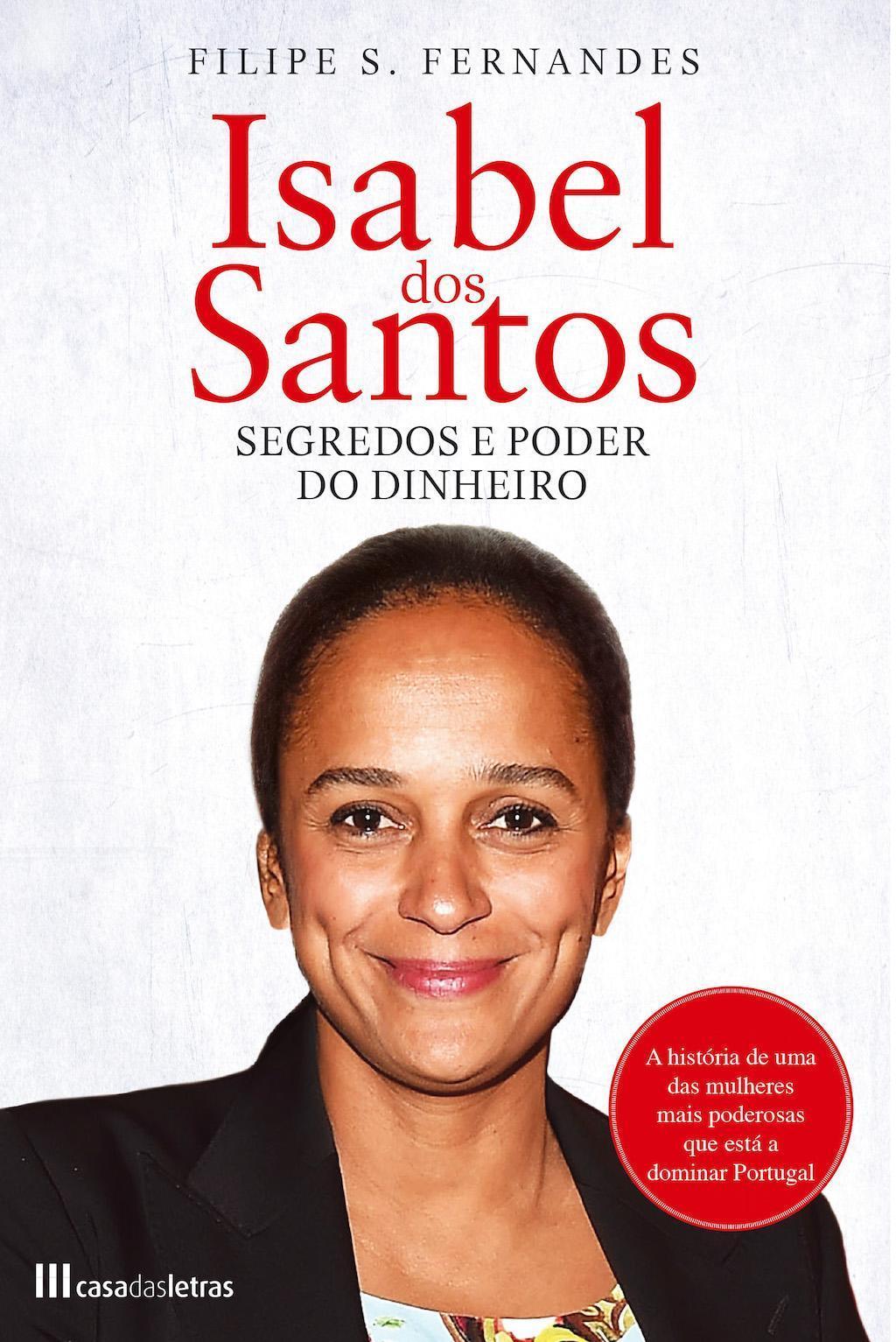 O livro que traça o perfil de Isabel dos Santos