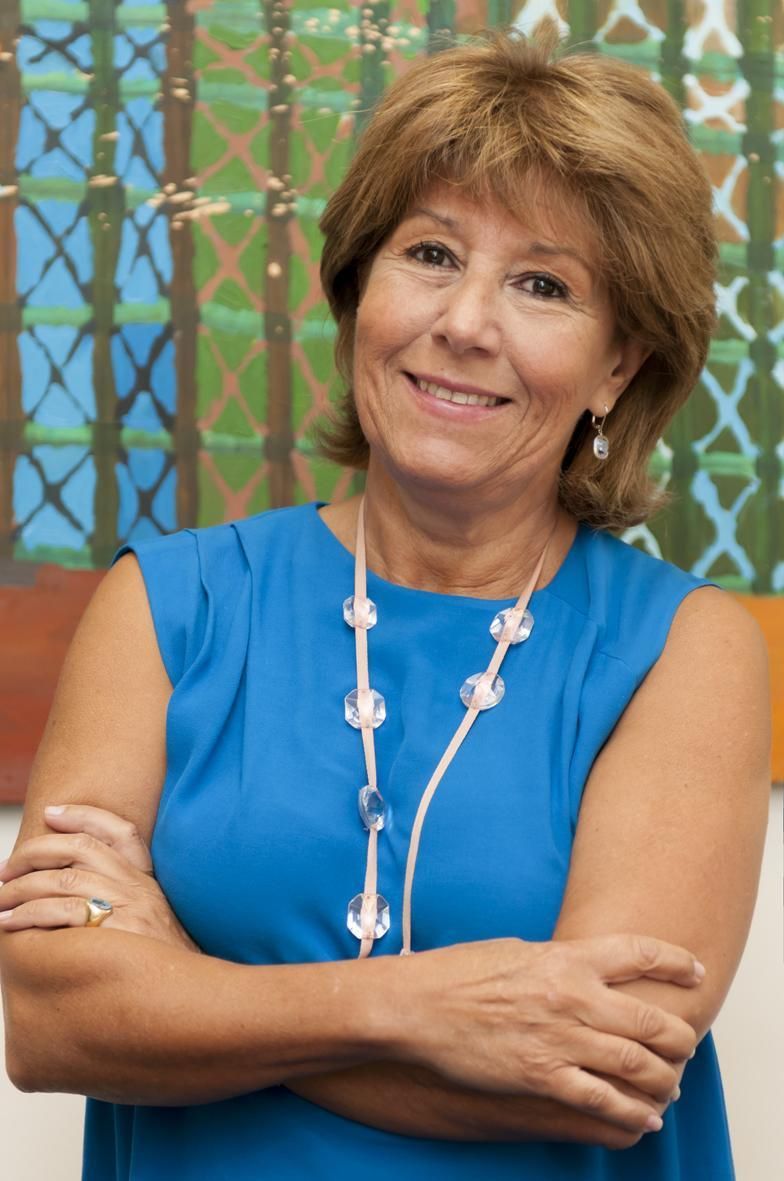 Ana Fontoura, diretora de comunicação da Fidelidade Seguros