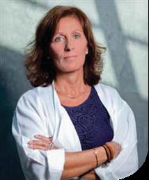 A nutricionista Maria João Afonso