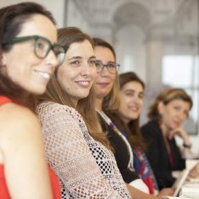 Mesa-redonda Women in the Boardroom: a global prespective