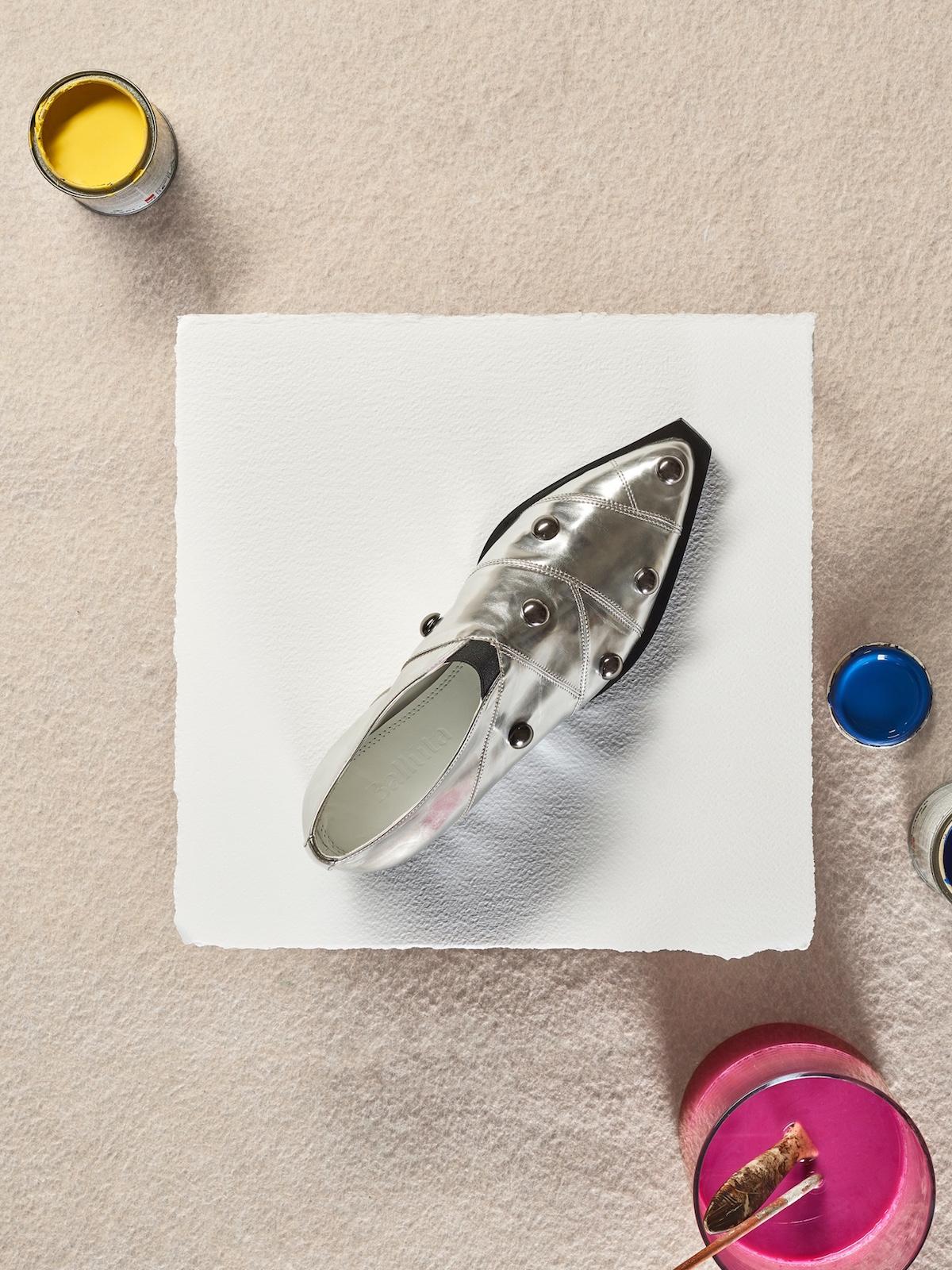 af32c1876 Catarina Pedroso faz sapatos com cereais e fibras de maçã | Executiva