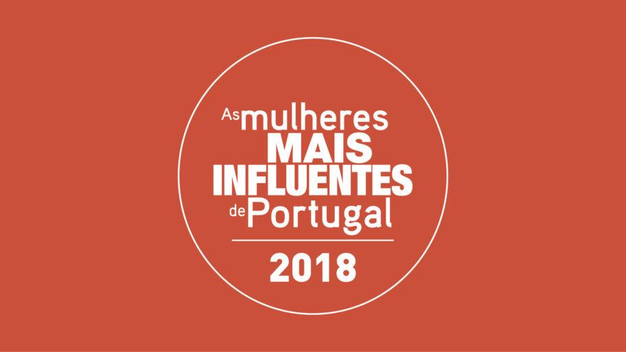 Quem são as Mulheres Mais Influentes de Portugal 2018