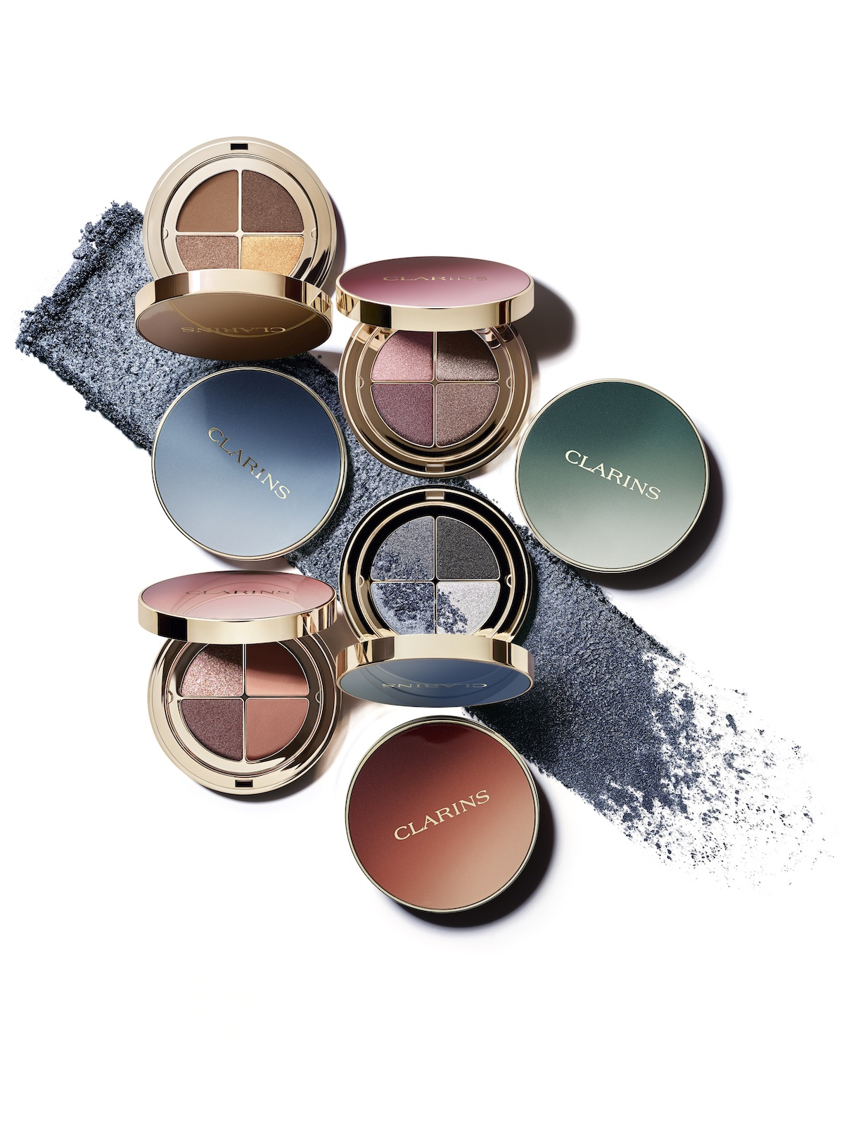 Ombre 4 Couleurs, Clarins.