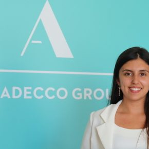 Beatriz Henriques, CEO for one month, Adecco